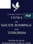 Fatwa on suicide bombings and terrorism-eng