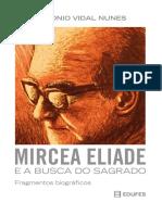 Antônio Vidal Nunes - Mircea Eliade e a Busca doSagrado - Edufes, 2016.pdf