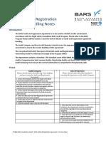 FSF - BARS Audit Agreement Version 12.1
