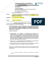 INFORME 002-2020- 2DO ENTREGABLE