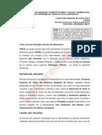 BELTRAN Cas.-Lab-10955-2017-Tacna-lucro-cesante-LP