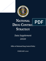 2020 National Drug Control Strategy Data Supplement