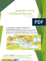Entorno Geográfico Roma