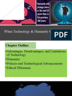 Chapter 9 When Technology & Humanity Cross