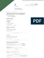 progression formula