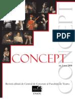Revista Concept Nr. 1