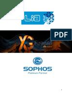 SOPHOS XG, VERSION 18