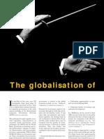 Globalization of CG