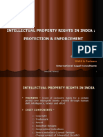 intellectual property rights in india - protection & enforcement