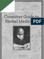Herbal Medicine - eBook - PDF - Dr Weil - Guide to Herbal Medicines