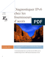 Diagnostiquer  IPv6