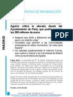 NP Comite Direccion en Parla 090211