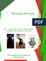 Aula 04 - Revolução Mexicana