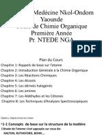 Chimie organique 1