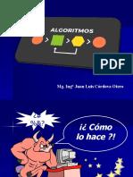 Resolución de Problema en Computadora - Algoritmos