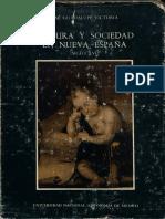 A) Pintura y sociedad en Nueva España siglo XVI