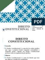 Aula 1 - Direito Constitucional - AP - Gurué - 2020-2.pptx