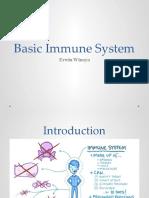 Basic Immune System