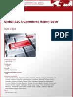 Global B2C E-Commerce Report 2010 by yStats