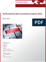North America B2C E-Commerce Report 2010 by yStats