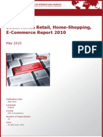 South Africa Retail, Shopping, E-Commerce Report 2010