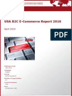 USA B2C E-Commerce Report 2010 by yStats