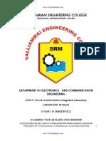 EC6411 C&SI Lab Manual