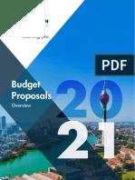 Budget Proposals 2021 (Kreston Sri Lanka)