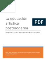 TRABAJO GRUPAL EDUCACIÓN ARTÍSTICA POSTMODERNA.pdf