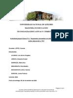 ALONSO,ARNICA,BARROZO,BENVENUTO, BOCANOVICH,BORCHE Actividad grupal_ Supuestos presentes en artículo periodístico sobre educación y TI.pdf