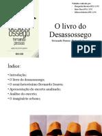 O livro do Desassossego.pptx