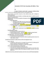 ERP Notes 2 (Oil)