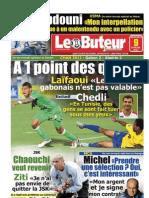 LE BUTEUR PDF du 09/02/2011