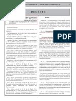 Decret Executif 20-310 du 09-11-2020 COVID-19 FR