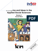 Discipline and ideas in the Applied Social Sciences Module 3