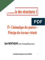 Théorie des structures-Chapitre4