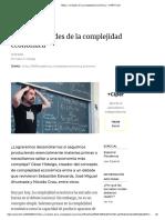 Mitos y verdades de la complejidad económica – CIPER Chile