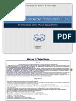 Plano Anual de Actividades Da BECRE 2010-2011 B