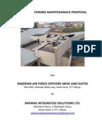 Maintenanace Proposal NAF Officers Mess & Suites AC.pdf
