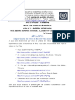 AULA Nº21 Química 1ºEM do Profº Chagas.docx