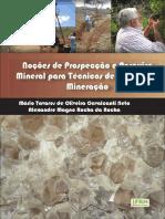 Nocoes de Prospeccao e Pesquisa Mineral para Tecnicas de Geologia e Mineracao.pdf