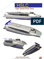 21m river ferry