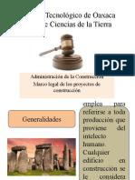 marco legal de los proyectos UIILA - 1