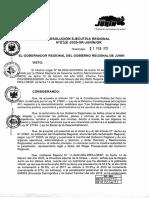 RESOLUCION EJECUTIVA REGIONAL N 058-2020-GRJ GR