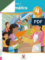 s33 Primaria 4 Matematica Recursos Cuaderno de Trabajo Dia 4