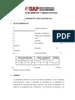 0705-07102 Sílabo Razonamiento Lógico Matemático