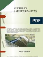 ESTRUCTURAS HIDRAULICAS BASICAS 1