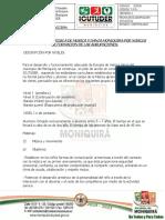 PLAN DE ESTUDIO GRUPOS MUSICALES  PEDRO CORONADO