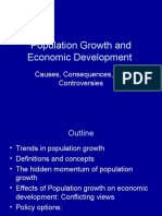 Poulation and unemployment 2020
