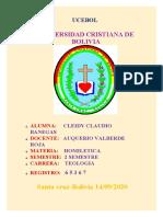 HOMILETICA TRABAJO 4 CLEIDY.docx